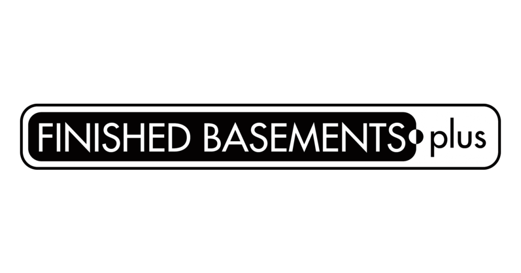 finished basements plus logo