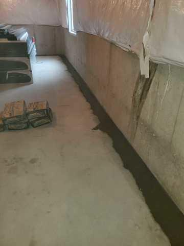 waterproofing interior